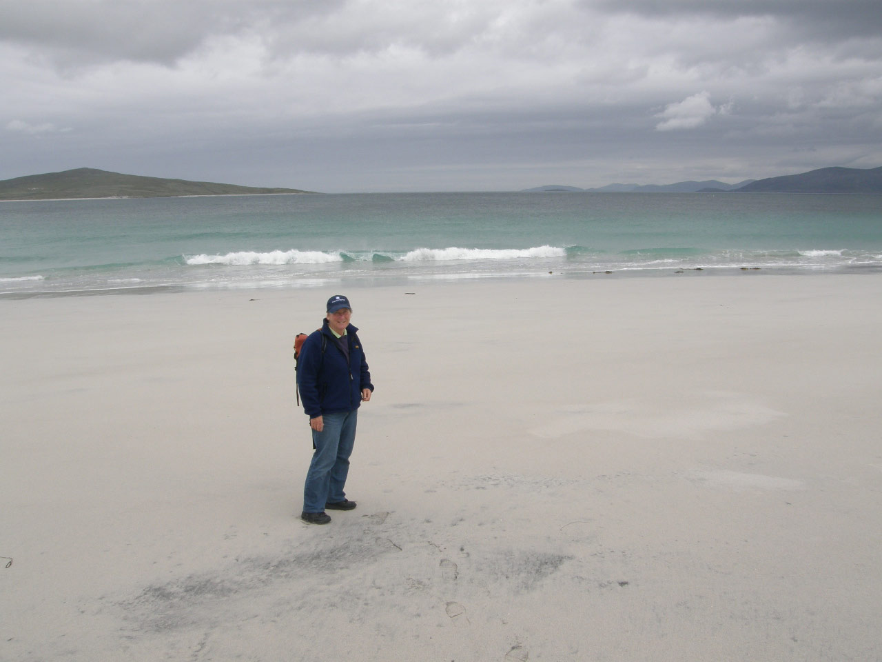 Western Beach, Berneray